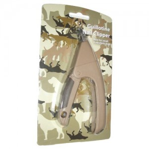 Enrych Guillotine Style Pet Nail Clipper Camouflage 1