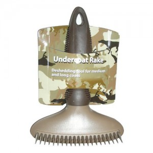 Enrych Undercoat Rake Pet Comb, Camouflage 1