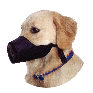 Dog Muzzle For Mid Size Breeds 3